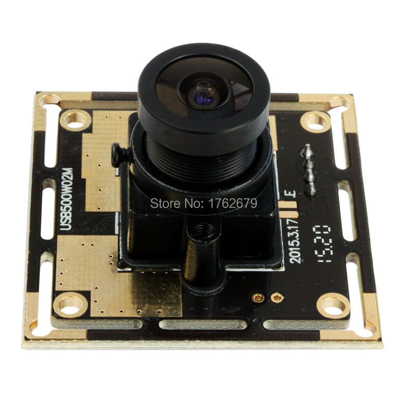 10pcs/lot 5.0megapixel OV5640 omnivision camera board cmos sensor mini hd micro usb webcam with 2.1mm wide angle lens(China (Mainland))
