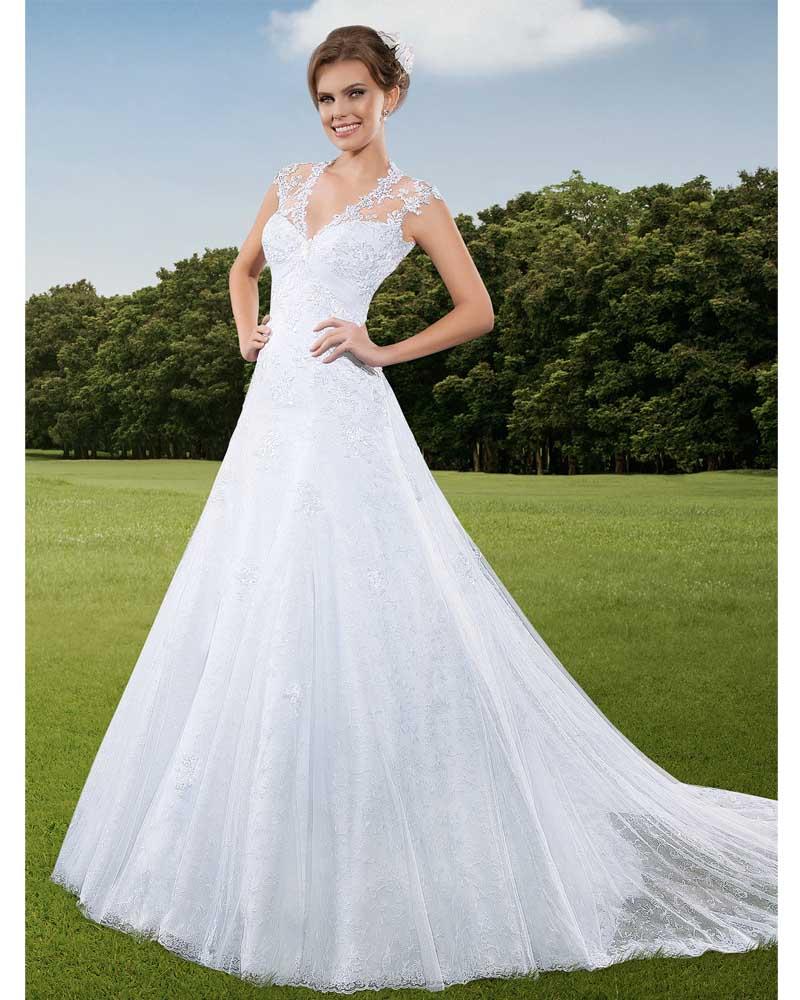 Buy vestido de noiva plus size princesa for Wedding dresses for groom