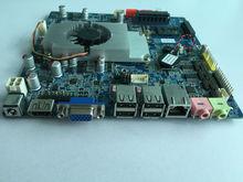 12V DC motherboard tablet mainboard Onboard Intel Celeron 1037U processor with 4GB RAM Onboard