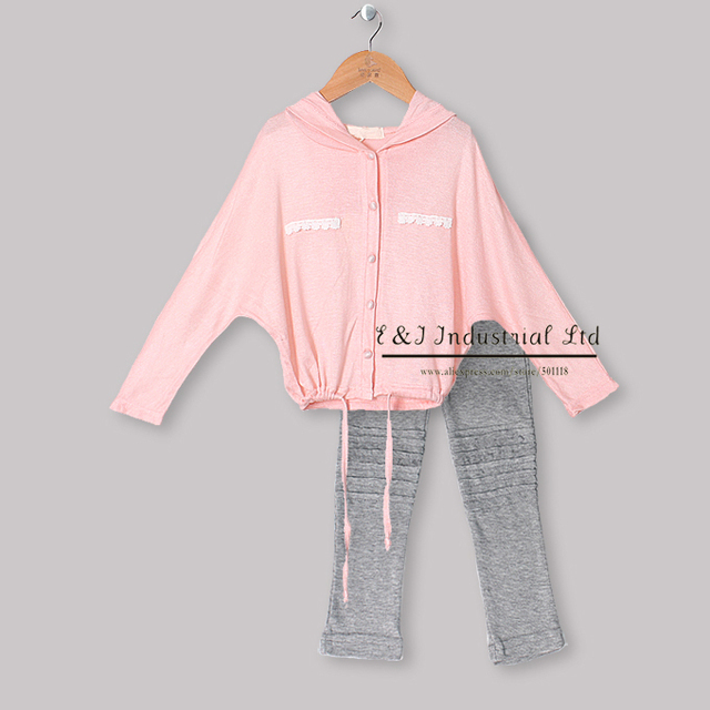 2013 Hot Seller Children Fashion Clothes Set CS30112-05^^EI