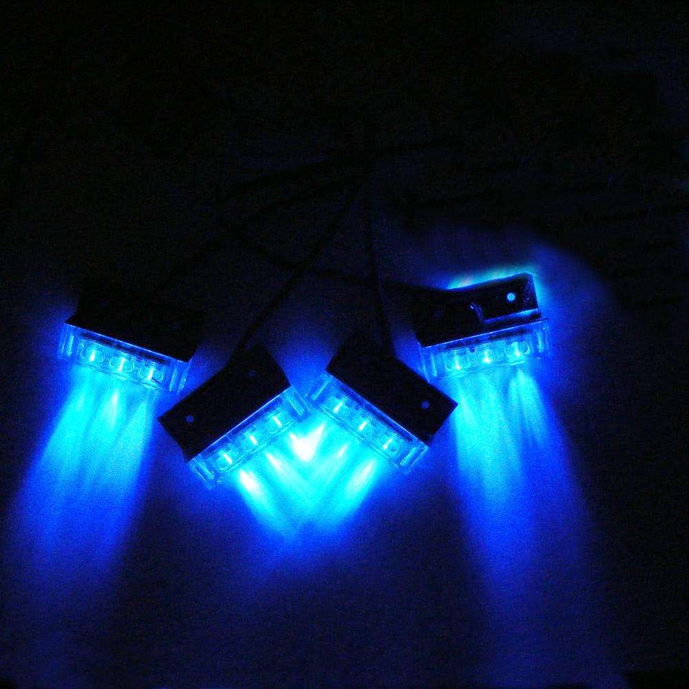 12v Led Lights : Aliexpress buy amber green white blue red v led