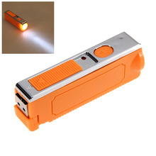 On Sale Fashion LED Flashlight USB Cigarette Lighter Interface Charging High Quality CLSK(China (Mainland))