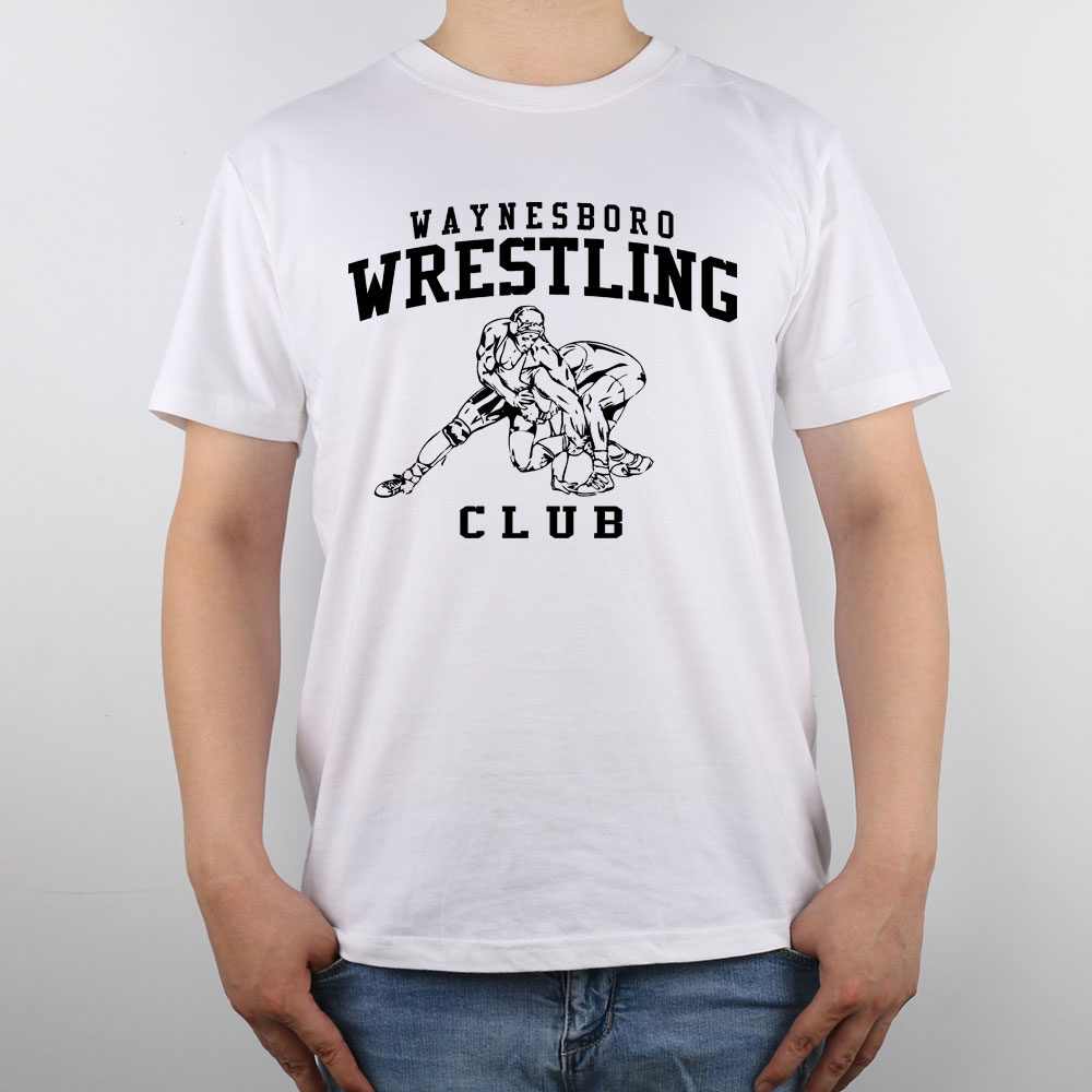 Lion Wrestling Wrestling Waynesboro T Shirt Top Pure