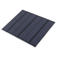 New 6v 3.5w 580-600MA Solar Panel two sockets Battery Charger high efficiency MP4 PDA Free Shipping(China (Mainland))