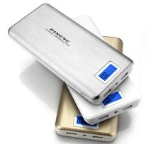 Original Pineng 20000mAh Capacity Power Bank PN-999 Portable External Battery Backup Charger Dual USB Port For Cell Phone&Tablet