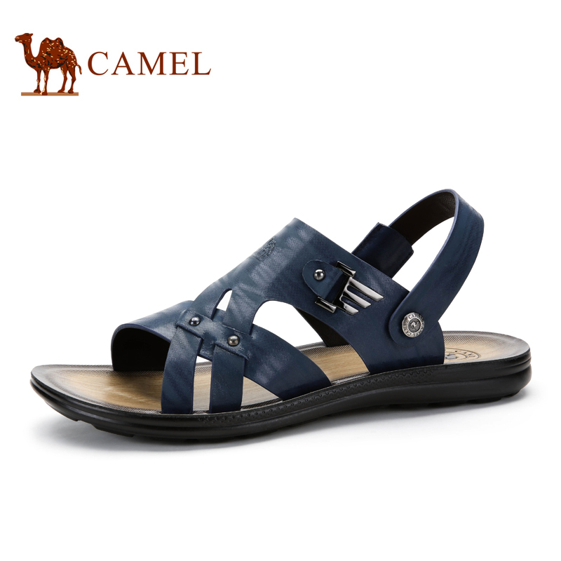 Daily casual mens sandals new arrival cow leather summer sandals slip-on A522211332<br><br>Aliexpress