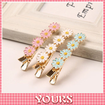 Alloy Barrette For Women