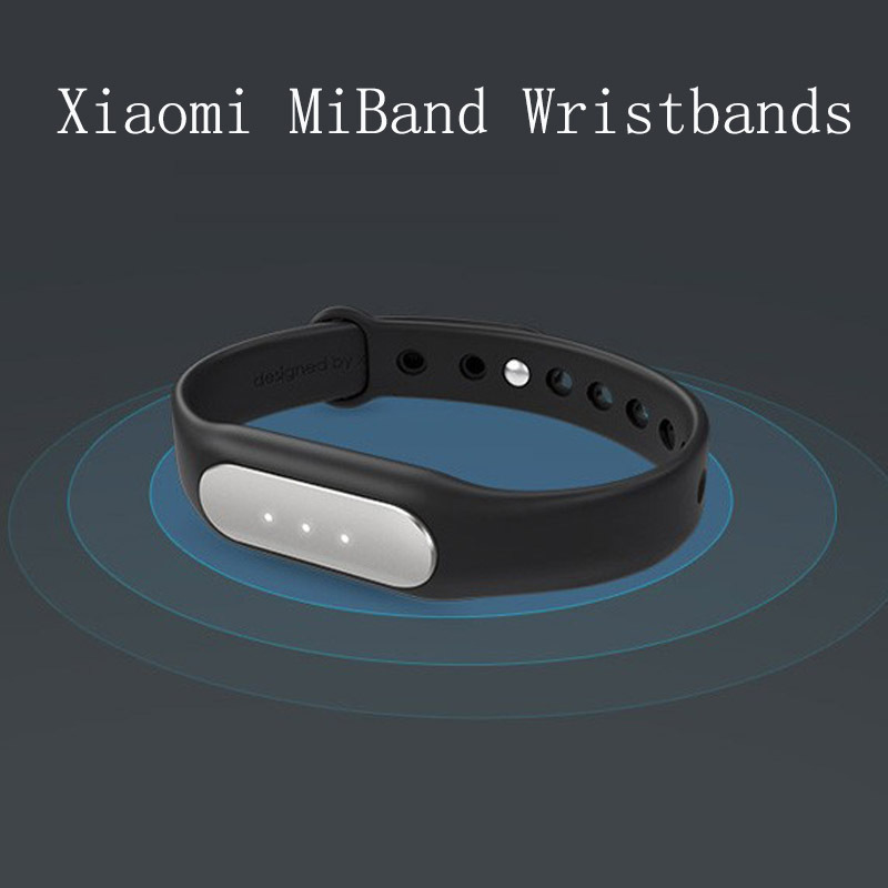 Original Xiaomi band Xiaomi bracelet xiaomi miband wristbands Bracelet IP67 Waterproof for MI4 Android OS Phones(China (Mainland))