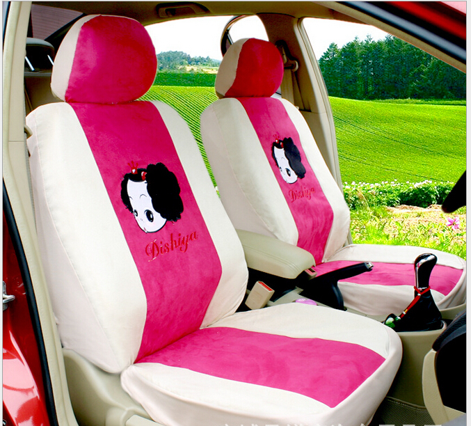 Country Girl Car Seat Covers
