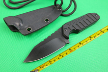 NEW Schrader SCHF16 small straight hunting knifes 57HRC G10 handle straight knife tactical knife camping survival knifes