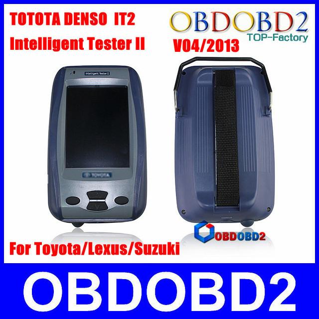 2015 Professional TIS IT2 DENSO Intelligent Tester 2 IT II Tester2 V04/2013 For TIS/Lexus/Suzuki Free DHL