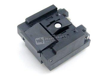 QFN24 MLP24 MLF24 QFN-24BT-0.5-01 QFN Enplas IC Test Burn-in Socket Programming Adapter 0.5mm Pitch