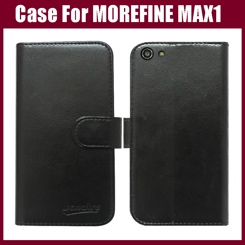 MOREFINE MAX1 Case New Arrival 6 Colors High Quality Flip Leather Exclusive Protective Cover Case For MOREFINE MAX1 Case