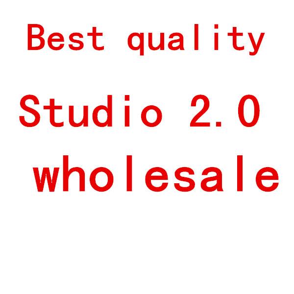 Studio 2.0 Best Wired studio 2.0 headphone brand headphone Best DJ Stereo Headphone(China (Mainland))