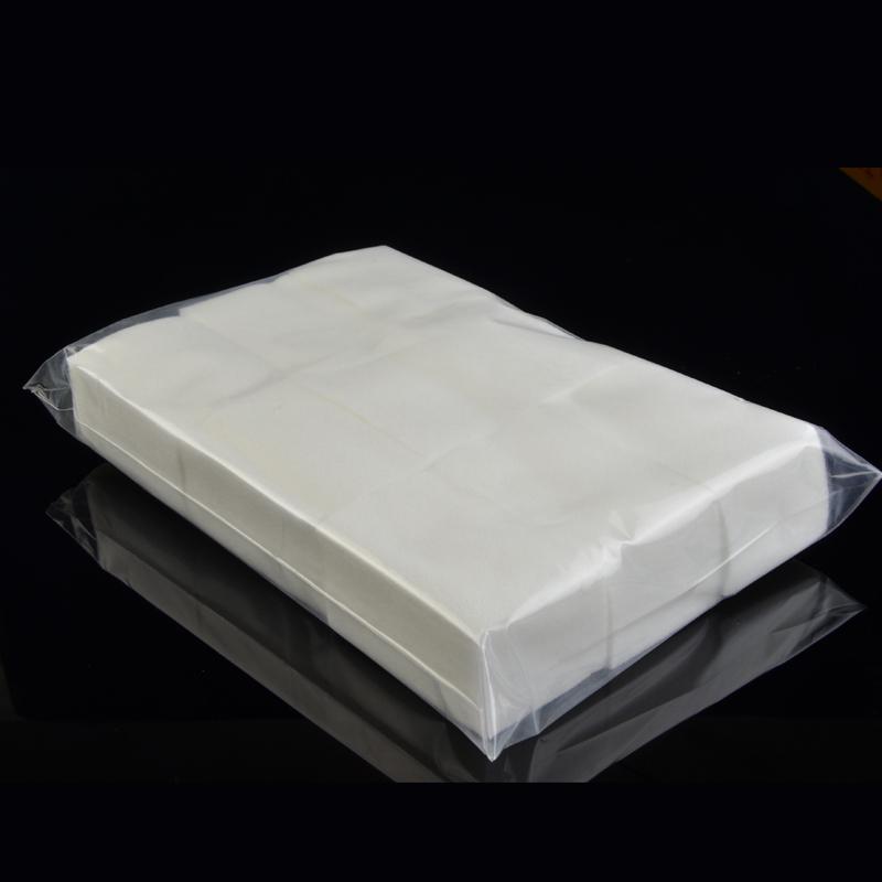 Frete grátis 900 Pcs/pacote 2014 Novo arte polonês para unhas Gel Acrílico removedor almofada Necessidades Unhas Toalhetes/Toalhetes para limpar unhas(China (Mainland))