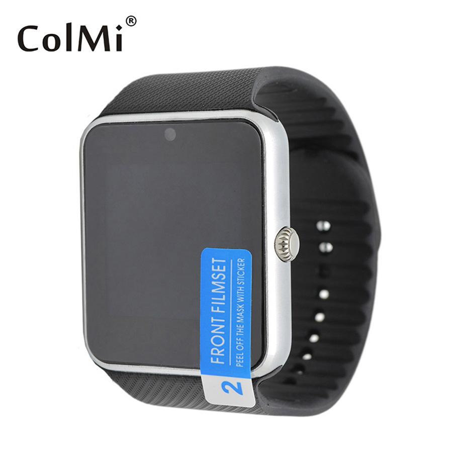 GT08 Smart Watch Sync Notifier Support Sim Card Bluetooth Connectivity