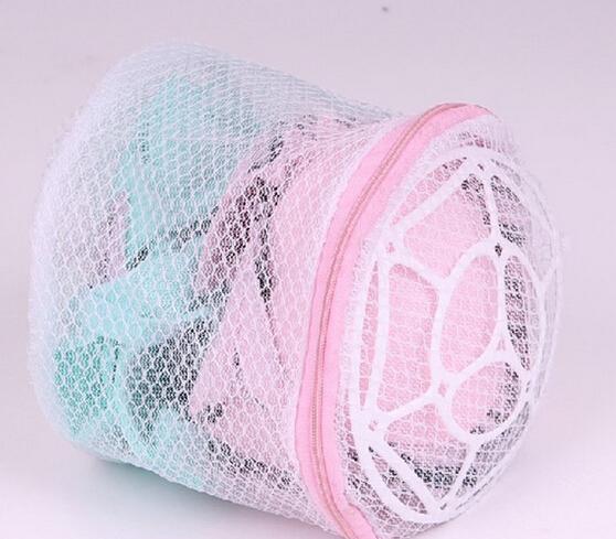 1352 Women Hosiery Bra Washing Lingerie Wash Protecting Mesh Bag Aid Laundry Saver