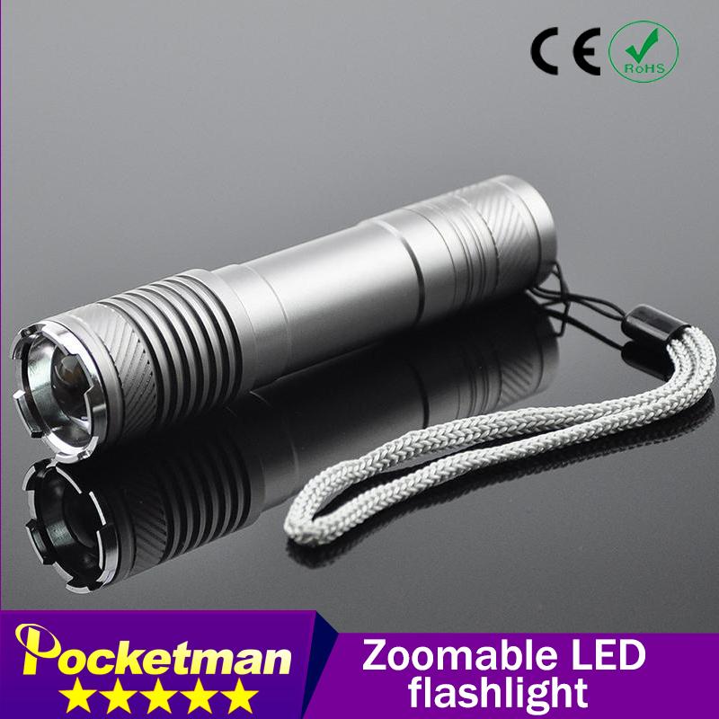 Гаджет  Hight Power Cree Led Torch 2000lm Cree LED Flashlight Torch light Waterproof For 1x18650 None Свет и освещение