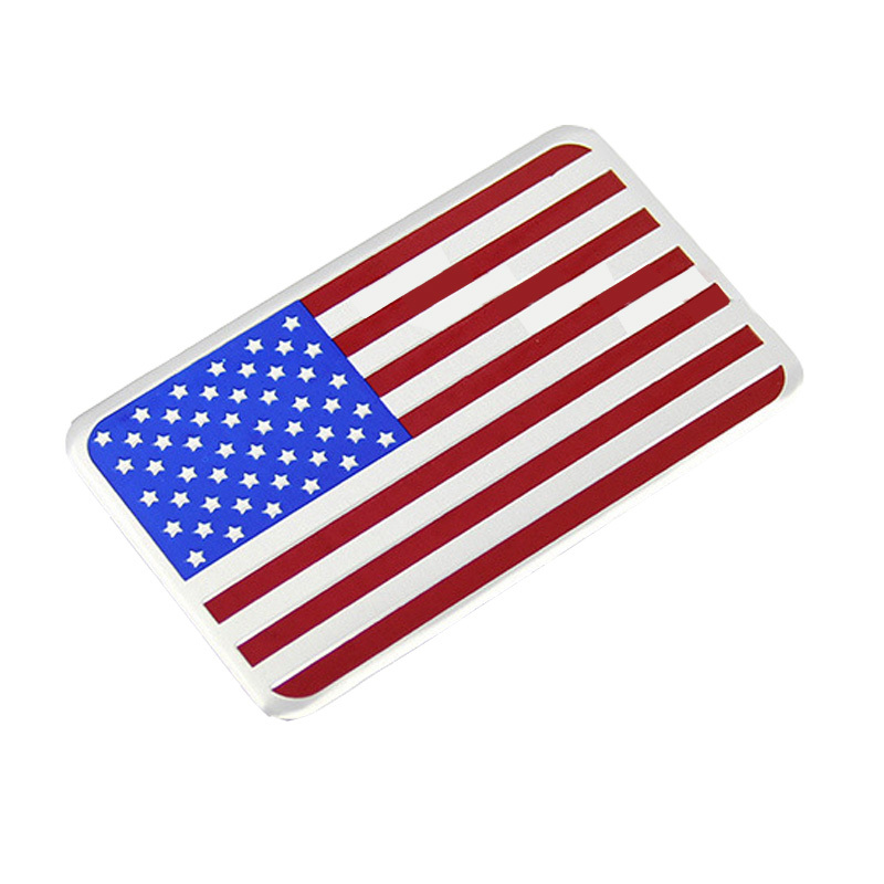 New car styling car covers car accessories automobiles sticker for VW Volvo Toyota Mazda E30 E46 The Old Glory(China (Mainland))