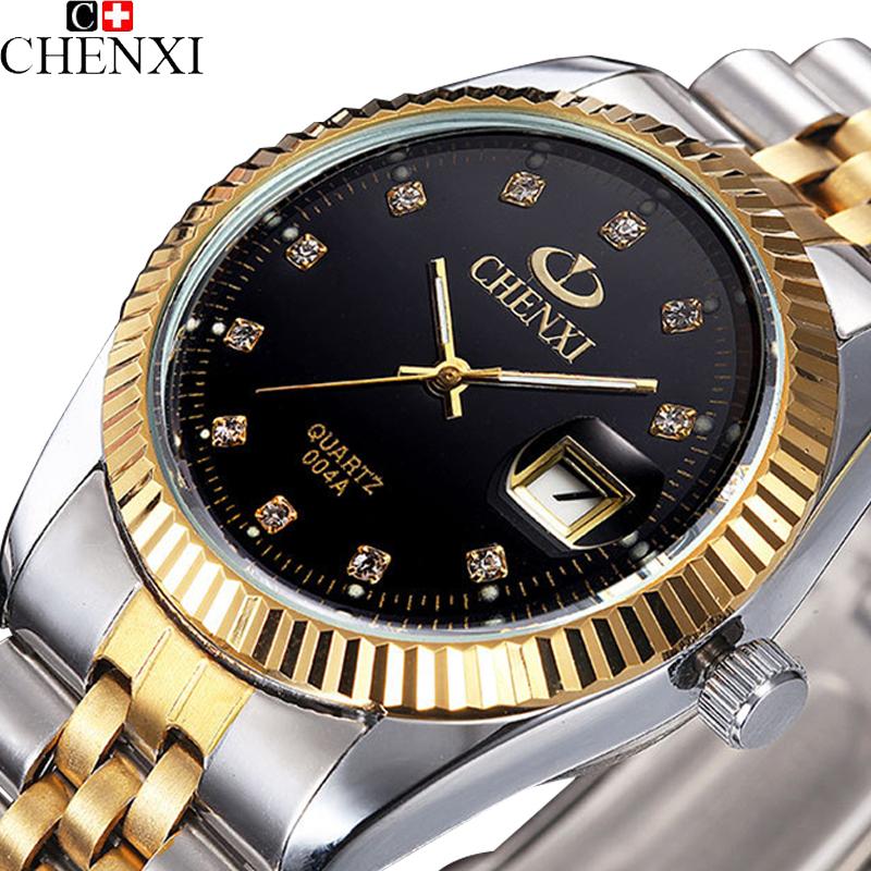 2016 CHENXI Quartz Watches Men WatchTop Brand Luxury Famous Wristwatch Male Clock Wrist Watch New Quartz-watch Relogio Masculino