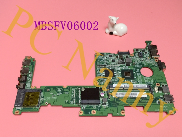 """For Acer One Series 10.1"""" D257 Atom N455 1.66GHz System Motherboard MBSFV06002(China (Mainland))"""