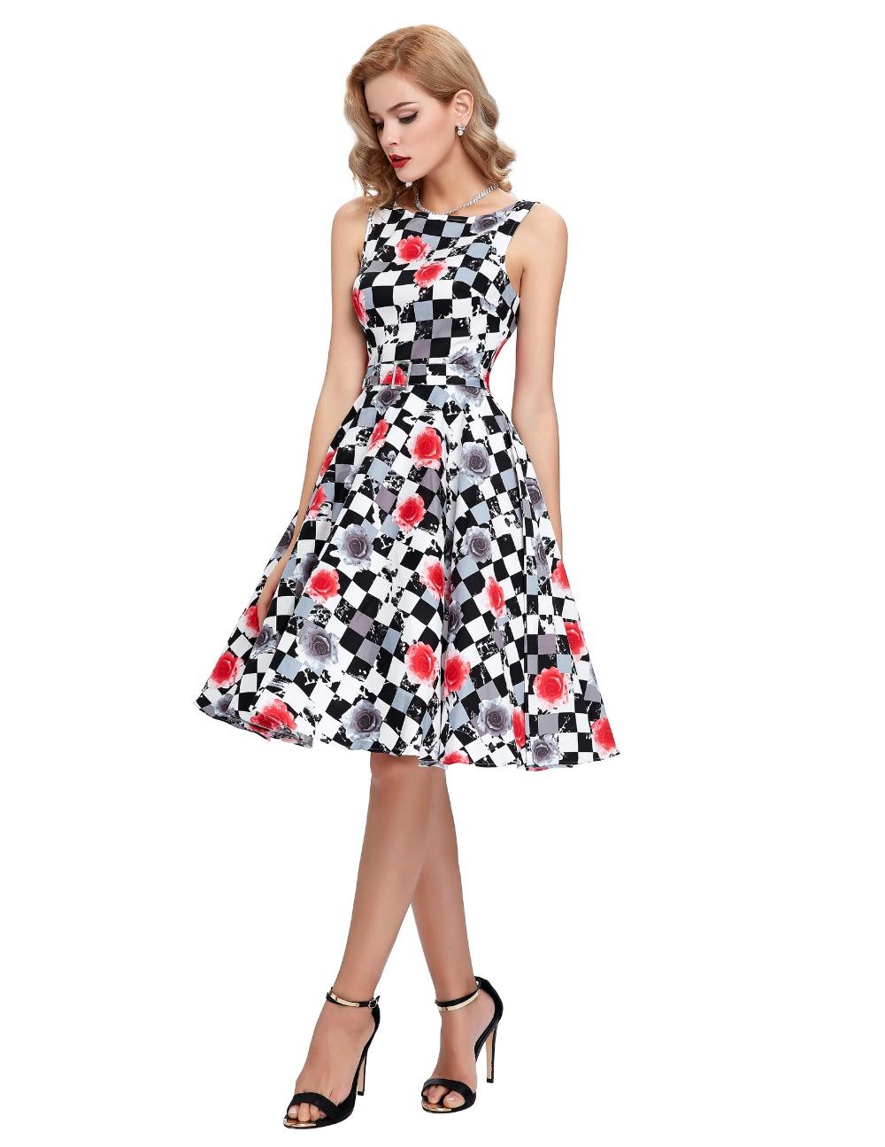 Retro Summer Dresses | Dress images