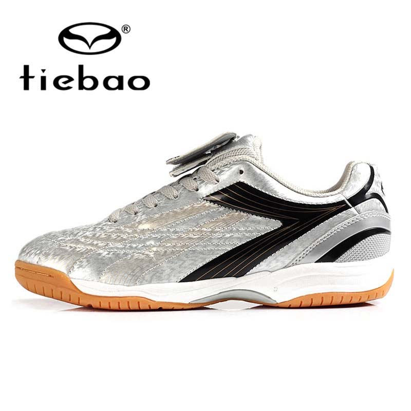 TIEBAO Professional Indoor Football Boots PVC leather Athletic Training Soccer Shoes Men Women IN & IC Sole Shoe chuteira futsal(China (Mainland))