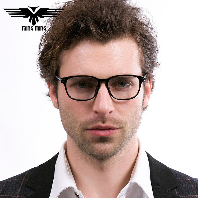 Glasses Frames Mens Style : Aliexpress.com : Buy 2015 New Vintage Eyeglasses Men ...