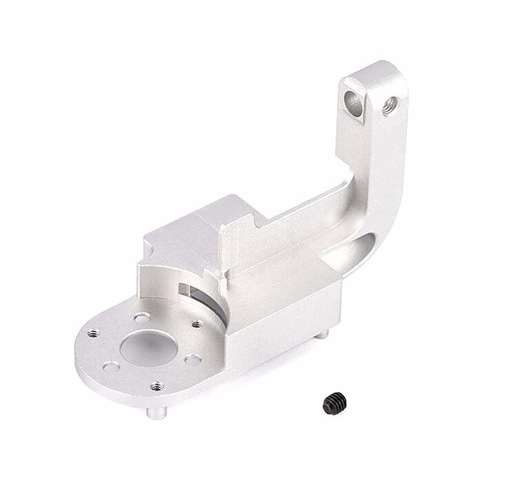 Original Genuine DJI Phantom 3 Standard Gimbal Yaw Arm Replacement fr P3S DIY kit HRC55 Aerometal CNC Mill Aluminum Parts