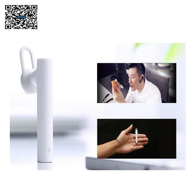 100% первоначально Xiaomi связь Bluetooth гарнитура Bluetooth 4.1 Xiaomi Mi Bluetooth наушники беспроводные наушники 6.5 г