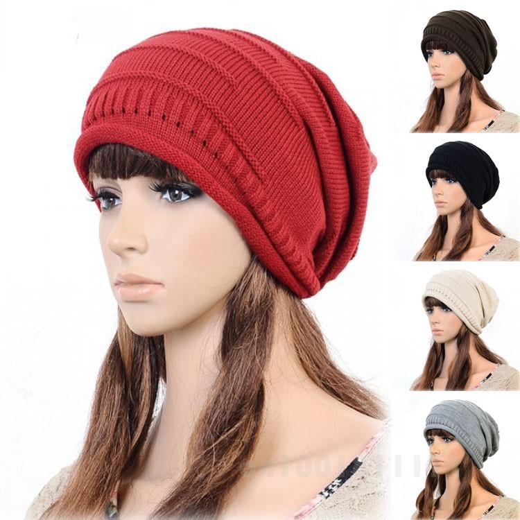 купить вязаную шапку ягодного цвета в интернет магазине обязательно