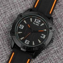 Mens Watches Top Brand Luxury 2015 10M Water Resistant Japanese Quartz Movement Durable Power Cartoon Watches