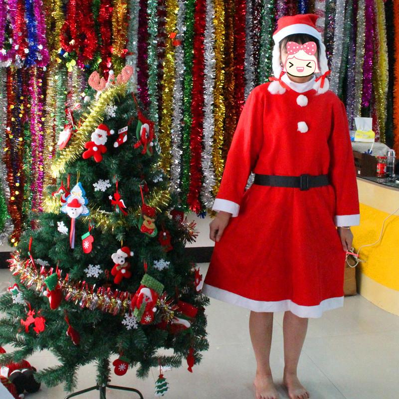 Womens Santa Coat