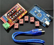 Mega2560 r3 Control Board 3D RAMPS 1.4 Control Board 4988 Step Driver Board