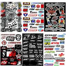 Motorcycle Bicycle Refires Applique Skateboard Luggage Sticker Car Sticker Styling Accessories Glossy Film(China (Mainland))