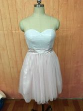 Bow Sequined Top Tulle