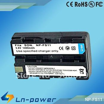 Digital Camera Battery for Sony NP-FS11