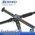 BENRO New Professional Tripod For DSLR Camera SystemGo GC258T Photographic Bracket Carbon Fiber Advanced Tripod Head