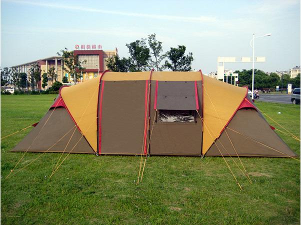 Grande famille tente promotion achetez des grande famille for Tente deux chambres