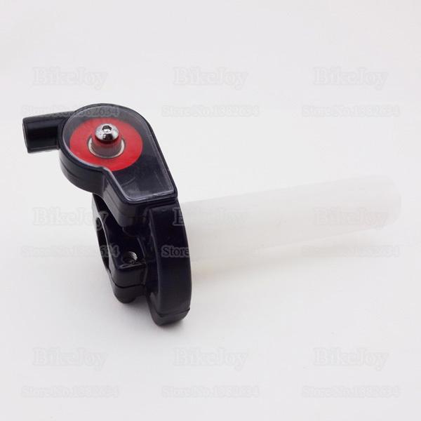 "22mm 7/8"" 1/4 Turn Twist Throttle Control for YX Lifan 125cc 140cc 150cc Thumpstar SSR Pit Dirt Bike ATV Quad Go Kart Motorcycle(China (Mainland))"