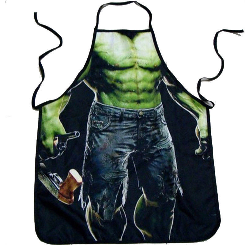 Hot Selling 15 Style Novelty Cook Kitchen BBQ Apron Black Knight Darth Vader Sexy Funny Party adult(China (Mainland))