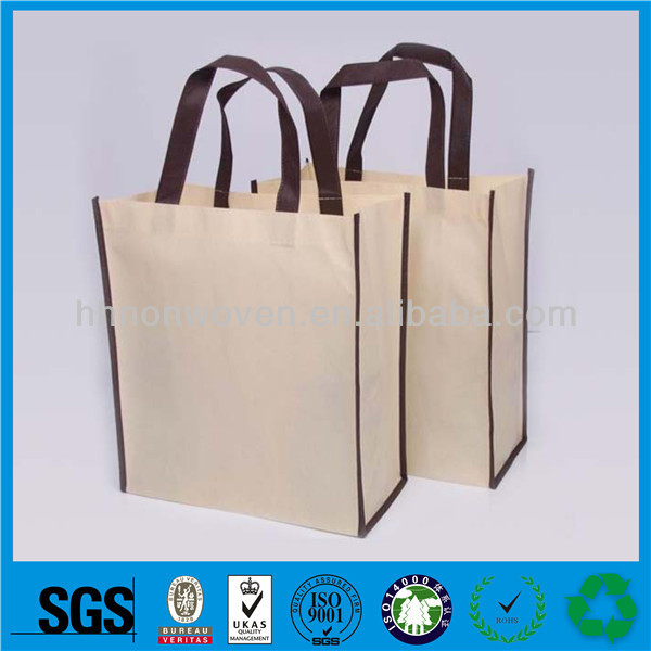 Promotional cheap logo nonwoven fabric bags wholesale(China (Mainland))