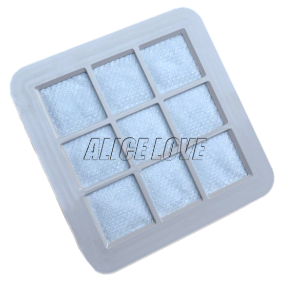 2pcs Free Shipping Vacuum Cleaner Air inlet filter cotton For Philips FC5830 FC5828 FC5826 FC5823 FC5822 FC5228 FC5226 FC5225(China (Mainland))