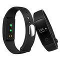 Bluetooth 4 0 Smart band Heart Rate Monitor Dynamic Smart Wristband Pedometer Sport Smartband Waterproof Smart