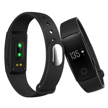 Bluetooth 4.0 Smart Bracelet  IP67 Waterproof  Smart Wristband Pedometer Sport Smartband Dynamic Heart Rate Monitor Smart band
