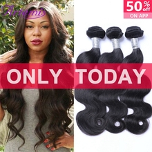Unprocessed 6A Peruvian Virgin Hair Body Wave 4 Bundles Peruvian Body Wave Peruvian Virgin Human Hair Weave Rosa Hair Products