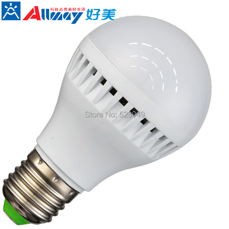 motion sensor led bulb light e27 4w 7w led smart led bulb in led bulbs. Black Bedroom Furniture Sets. Home Design Ideas