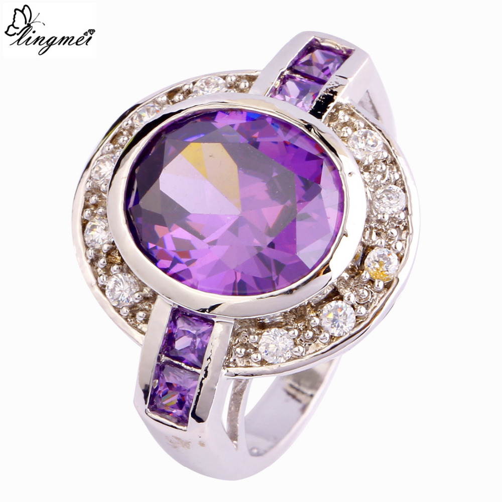 aliexpress buy lingmei wholesale top jewelry rings