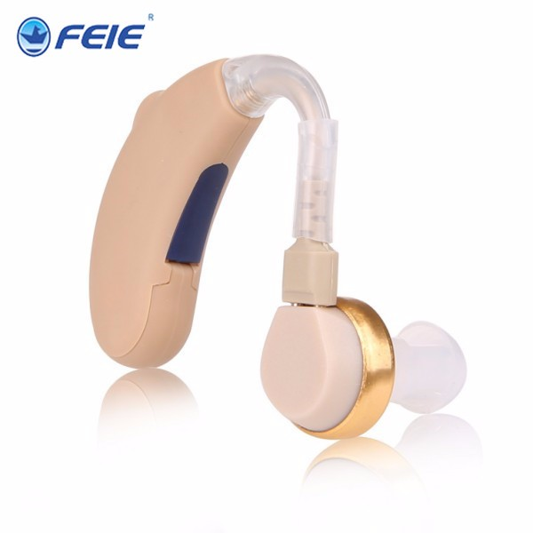 S-185 (1) Medical Ear Care Listening Supplies Analog BTE Style Hearing Aid S-185