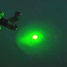 1pc Focus Burn 532nm Green Laser Pointer Pen Lazer Beam Military Green Lasers Promotion(China (Mainland))